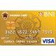 Kartu Kredit BNI-Kagama Card Gold