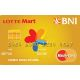 Kartu Kredit BNI-LOTTEMart Card Gold