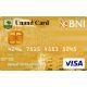 Kartu Kredit BNI-UNAND Card Gold