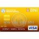 Kartu Kredit BNI-Universitas Negeri Medan Card Gold