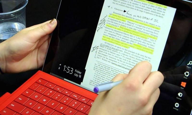 Teknologi Gadget Tablet