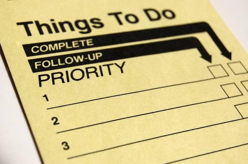 Buat Daftar Prioritas via propertymanagementprofitcenter.com