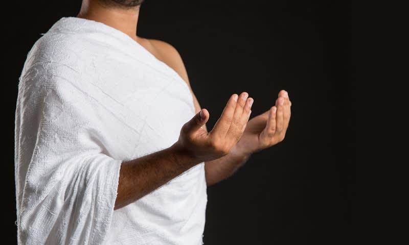 Ilustrasi Menjalankan Haji atau Umroh
