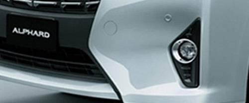 Desain Toyota Alphard
