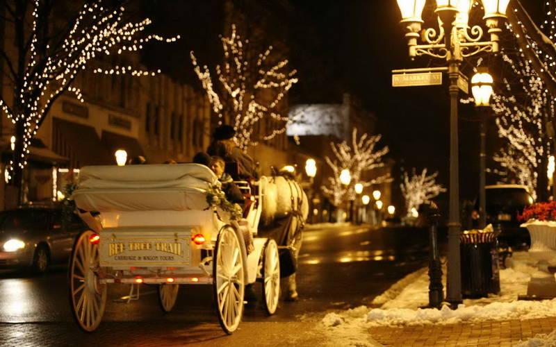 Natal di Bethlehem Dirayakan dengan Arak-Arakan