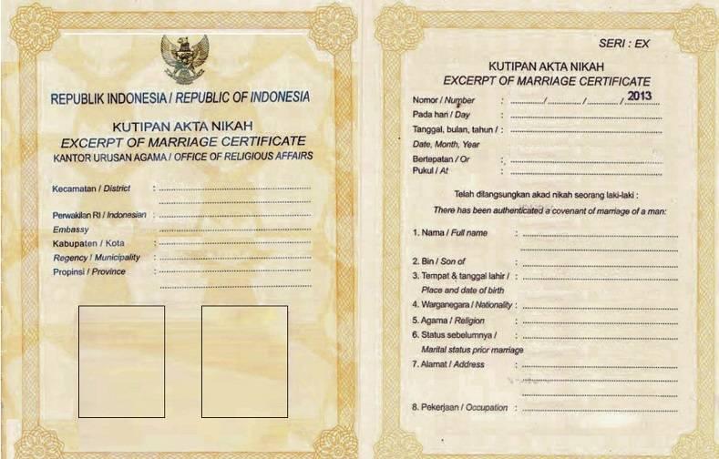 7 Tips Mendaftarkan Pernikahan Di Kantor Catatan Sipil Cermati