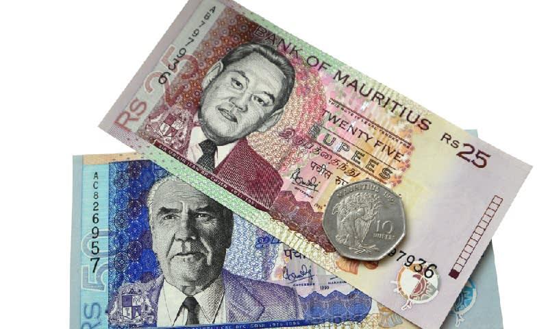 mata uang mauritius
