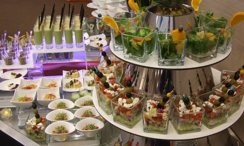 Makanan Seimbang Makanan Pernikahan