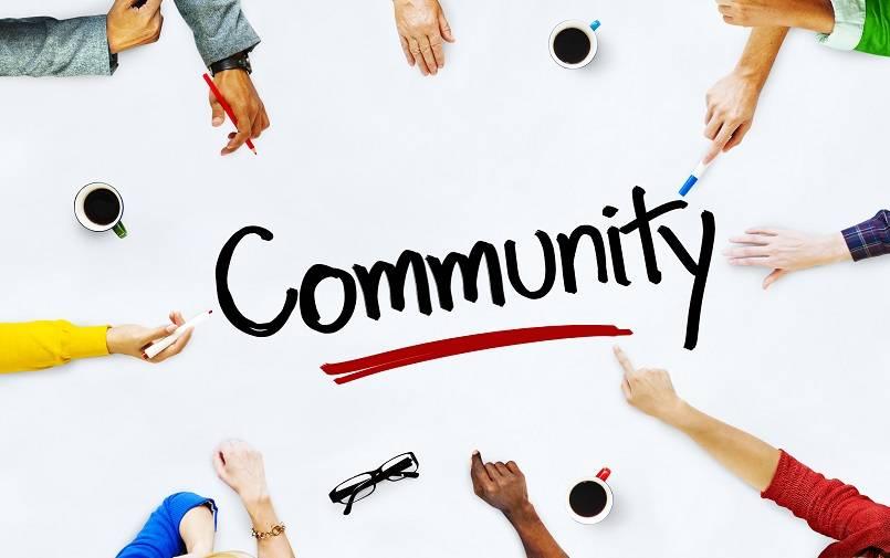 Membangun Komunitas Anda