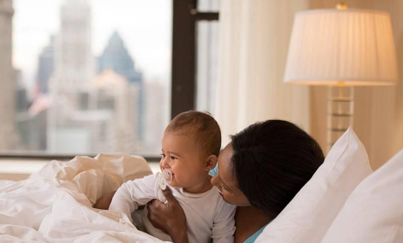 memilih hotel yang tepat untuk bayi
