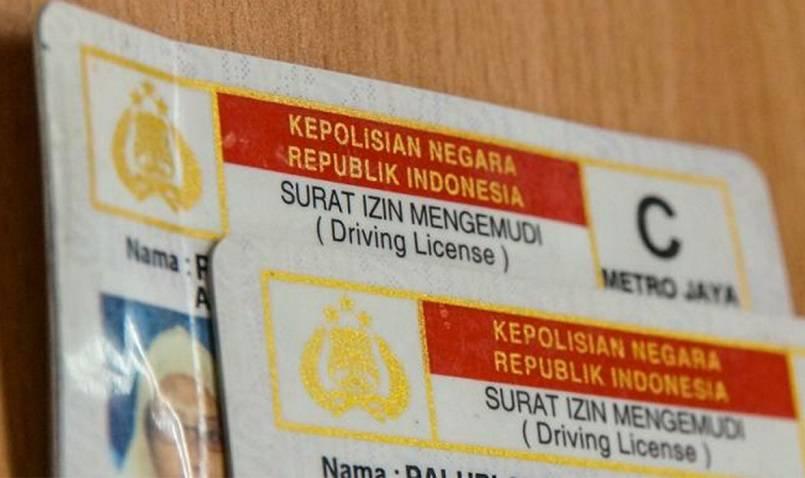 Contoh SIM C