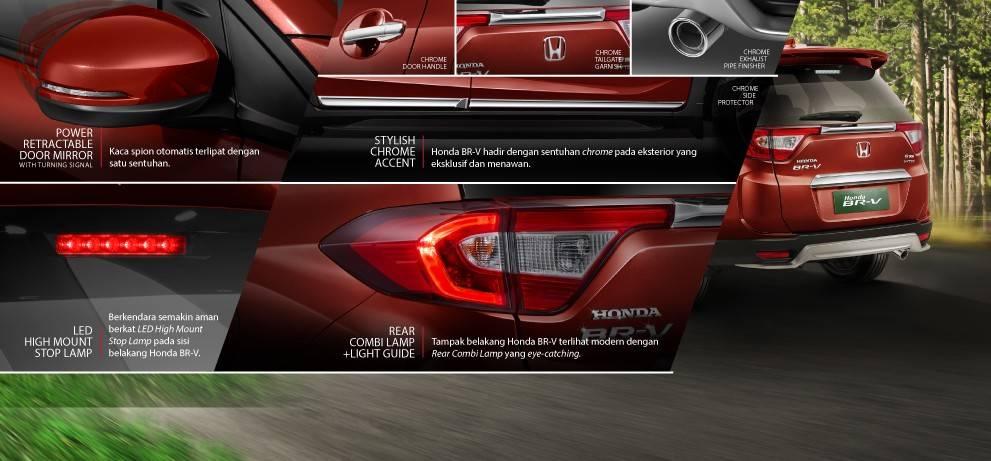 Desain Honda BR-V