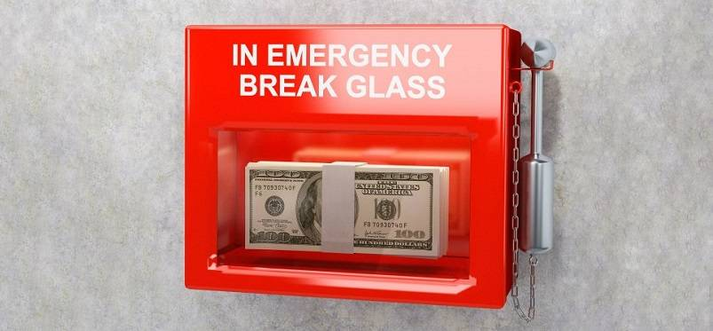 Biaya darurat