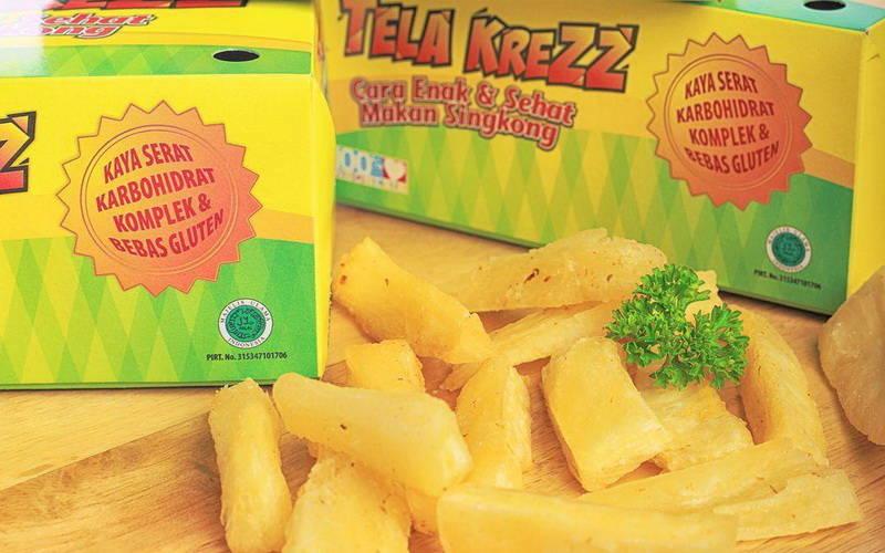 Bisnis Kuliner Sukses, Tela Krezz