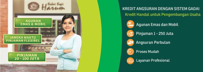 Kredit Angsuran dengan Sistem Gadai