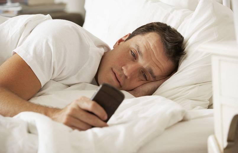 Matikan Handphone Saat Tidur