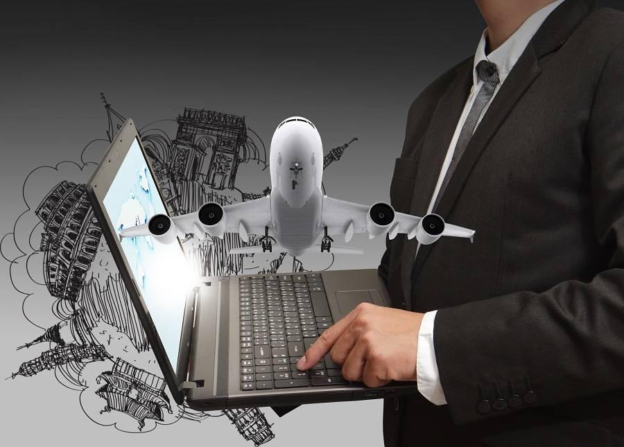 Menjalankan Bisnis Agen Tiket Pesawat