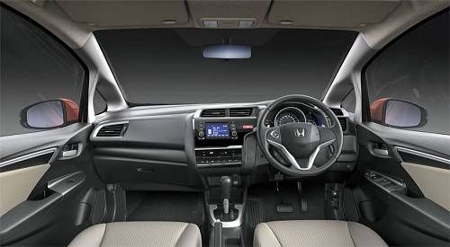 Interior Honda Jazz