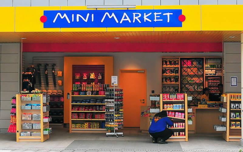 Bidang Usaha Waralaba Minimarket