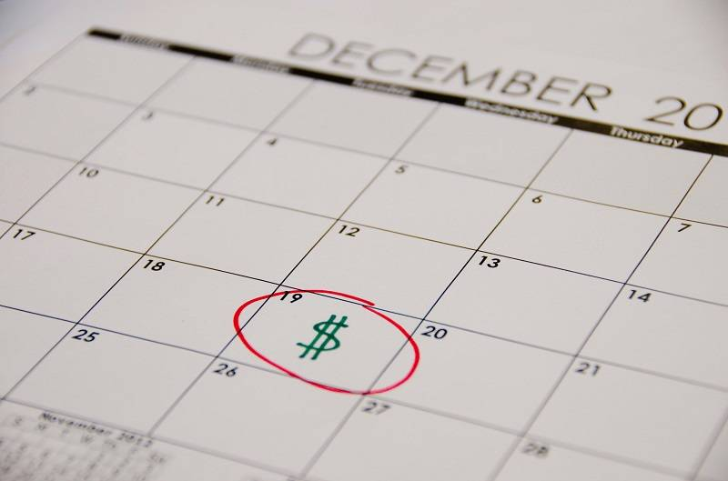 Perhatikan Dan Catat Tanggal Pembayaran via uvureview.com