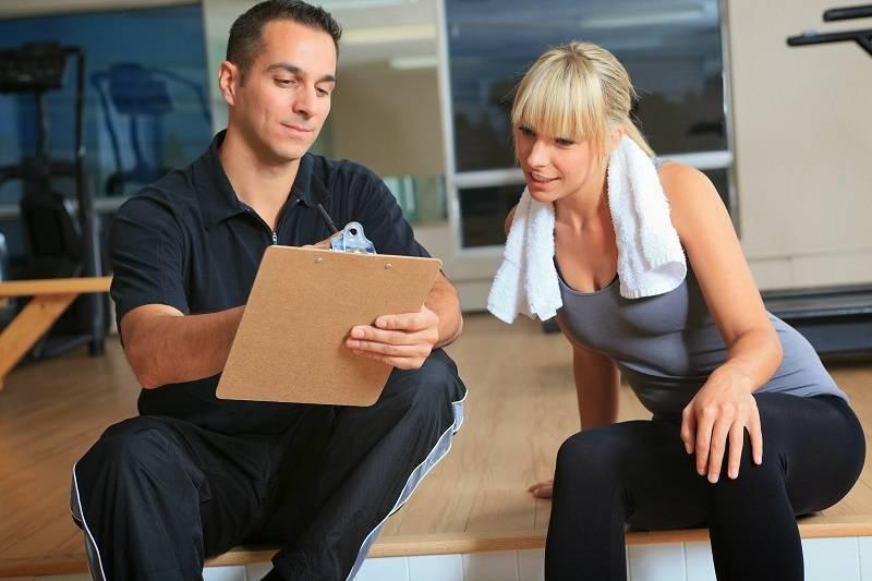 Instruktur Fitness via aspata.com