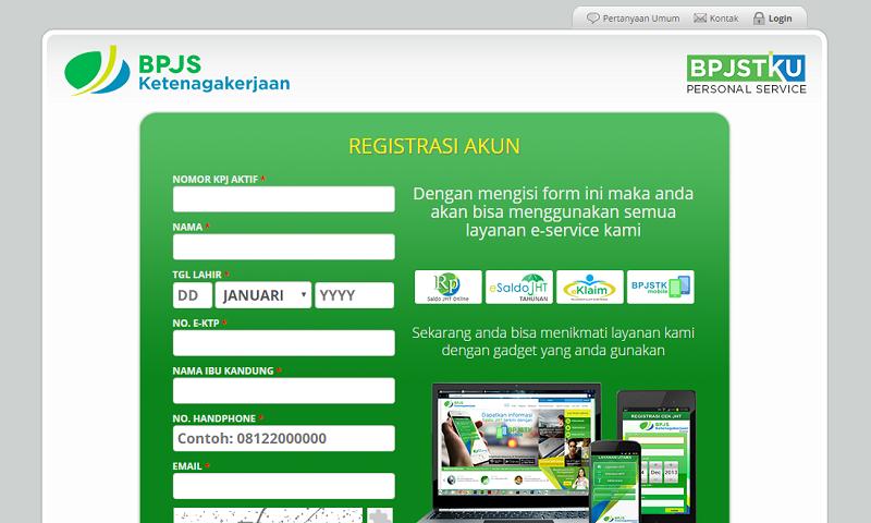 E-Klaim BPJS Ketenagakerjaan