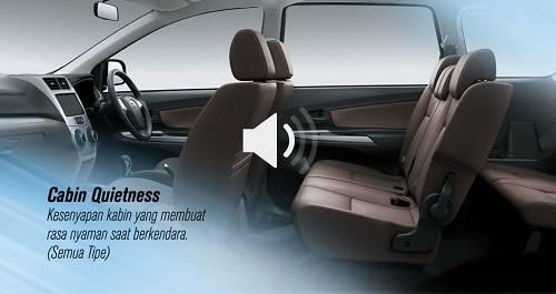 Interior Toyota Avanza