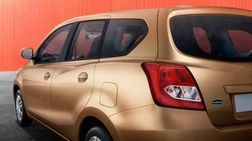 Desain Datsun Go Plus