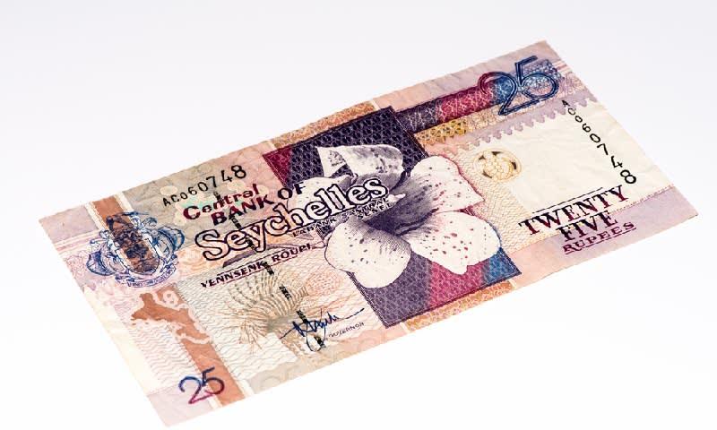 mata uang seychelles