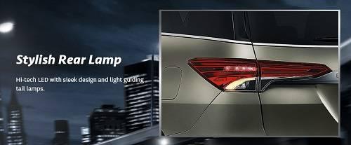 Desain Toyota Fortuner