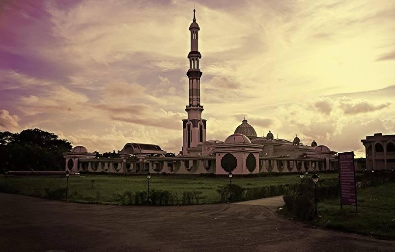 Baitul Mukarram, Bangladesh - Masjid terbesar dan terindah di dunia