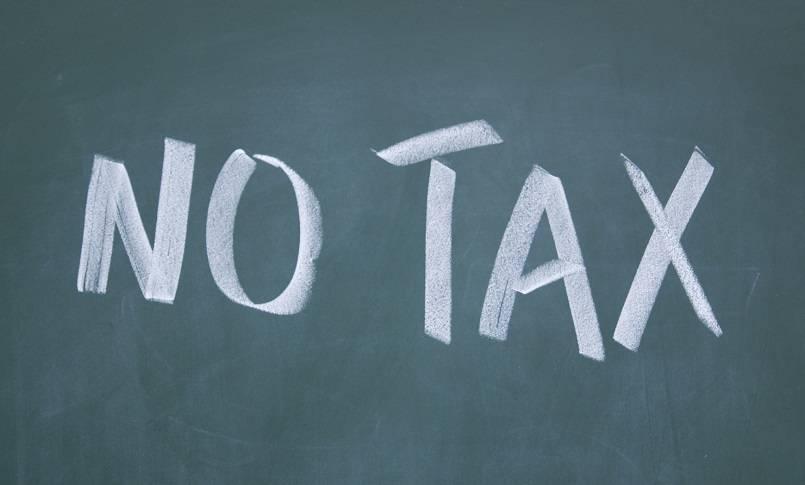 Tidak ada pajak