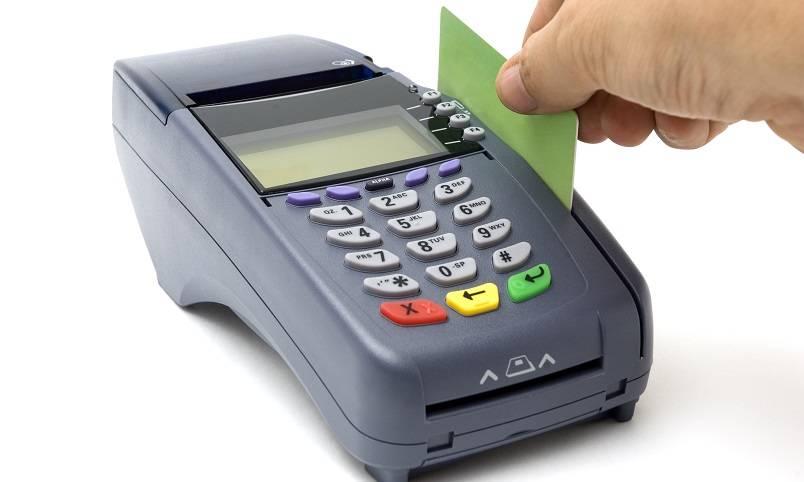 Mesin EDC - E-Banking