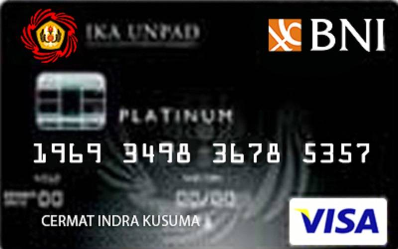 Contoh Affinity Card