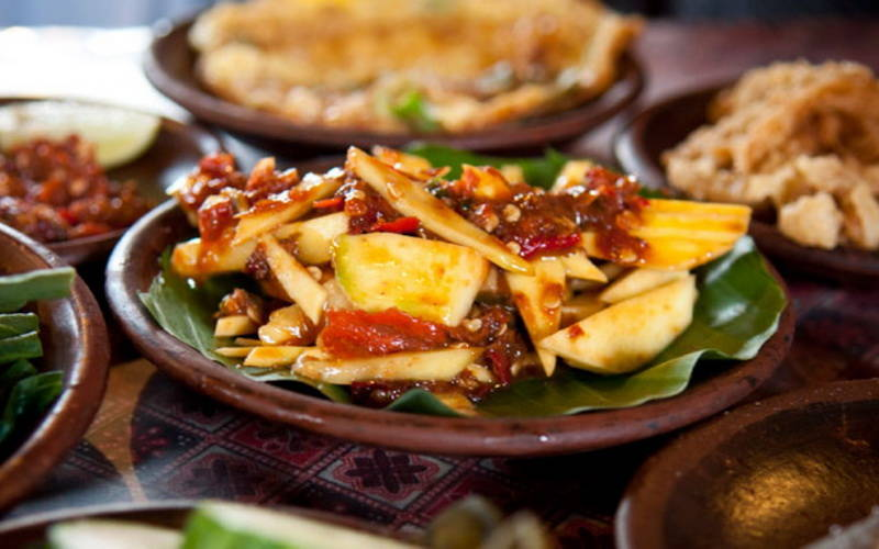 Bisnis Kuliner Sukses, Spesial Sambal