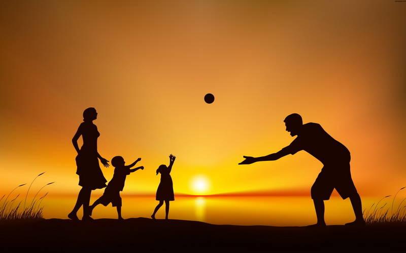 Nikmati Waktu Bersama Keluarga