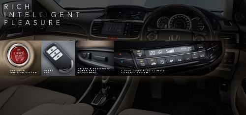 Interior Honda Accord