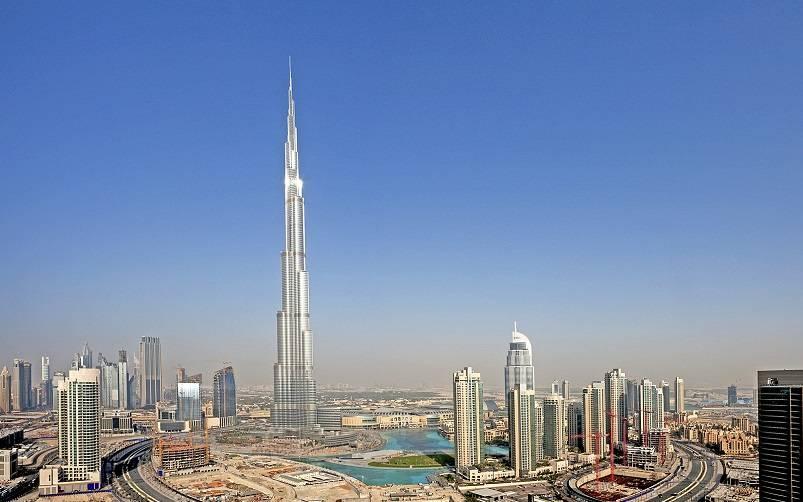 15 Gedung Tertinggi Di Dunia Cermati