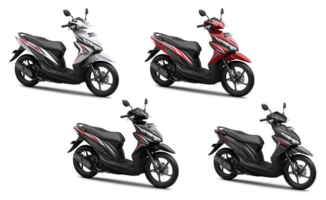 kredit motor honda vario 110 esp cbs cermati. Black Bedroom Furniture Sets. Home Design Ideas