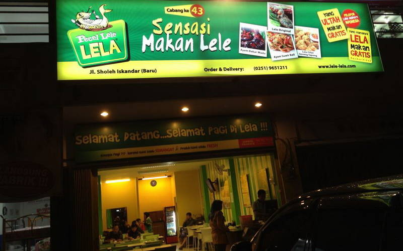 Bisnis Kuliner Sukses, Lele Lela