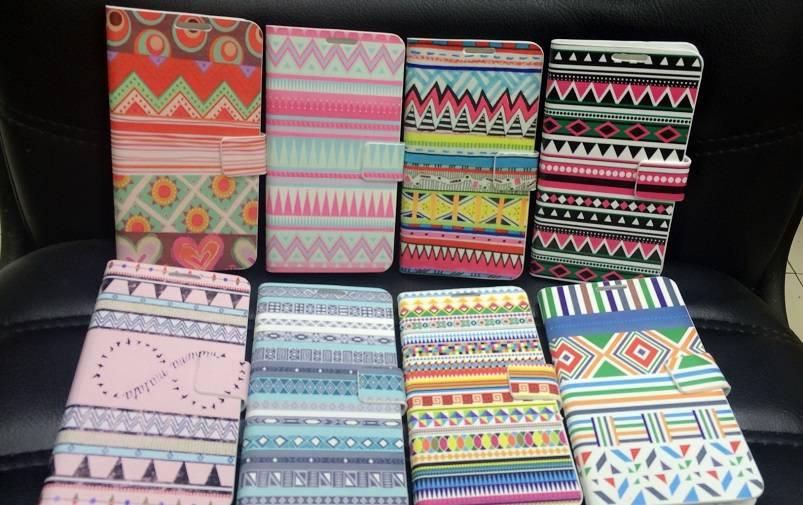 Flip Cover batik