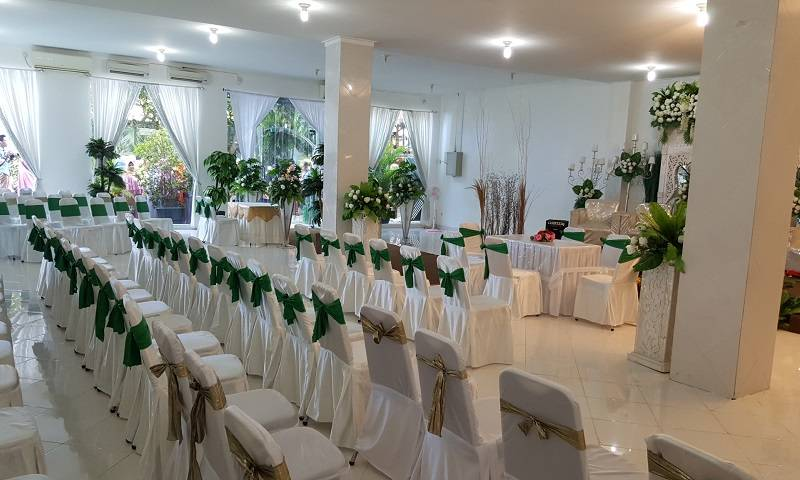 Fasilitas Gedung Pernikahan