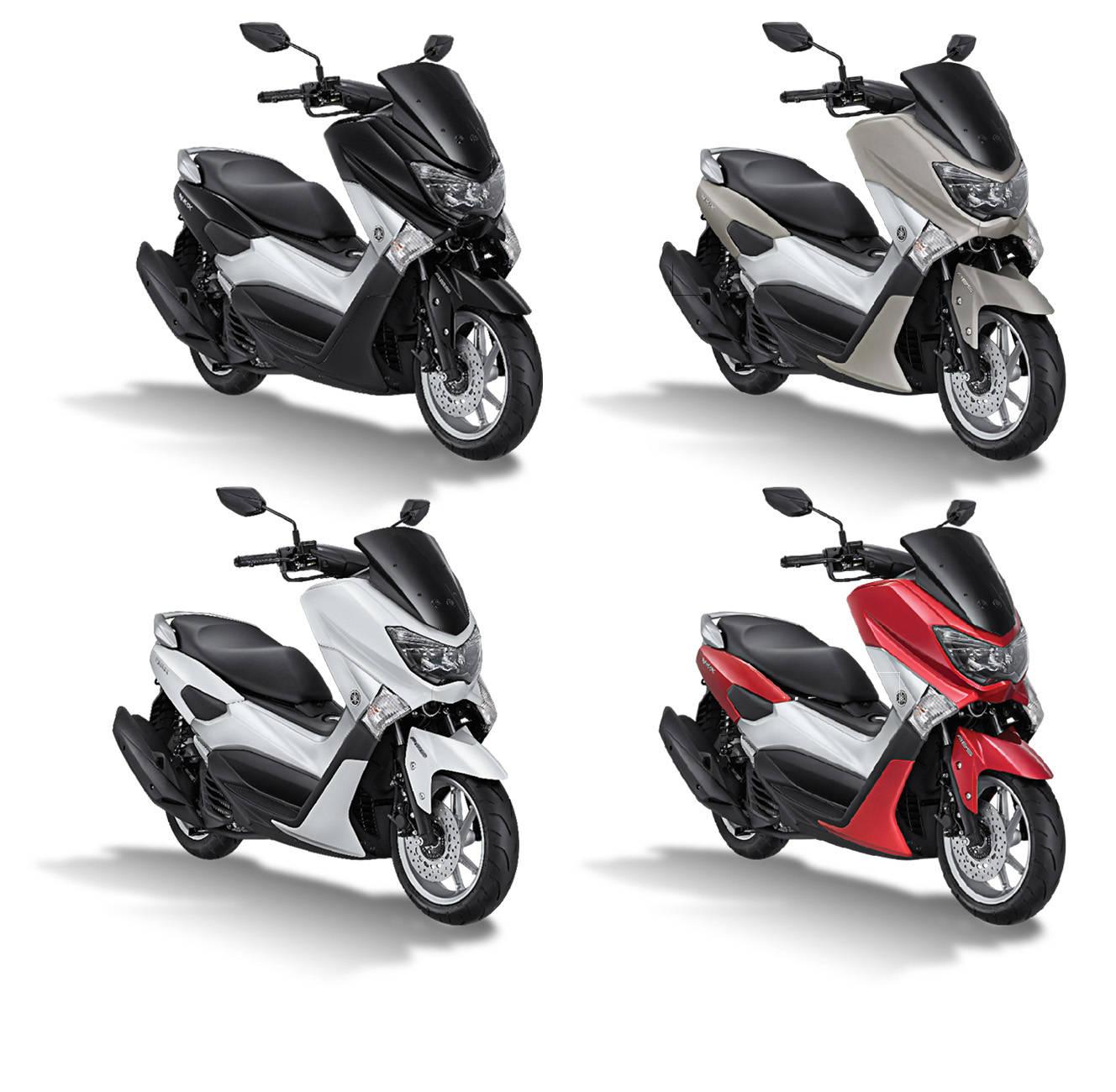 Kredit Motor Yamaha N Max Cermati All New Beat Sporty Esp Cbs Iss Soul Red White Kota Semarang