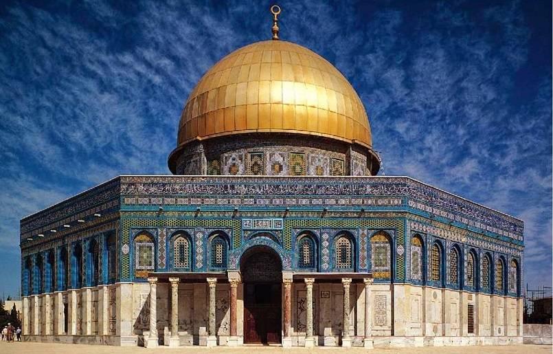 Masjid Al-Aqsa - Mesjid terbesar dan terindah di dunia