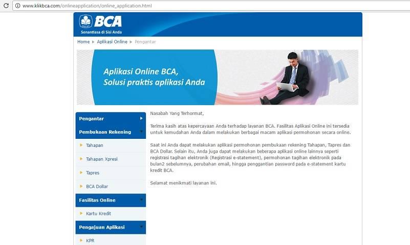 aplikasi online bca
