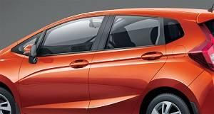 Desain Honda Jazz