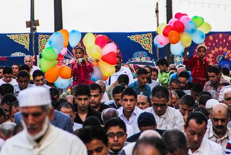 Lebaran Di Mesir via r4biaplatform.com