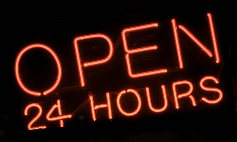 Buka 24 Jam