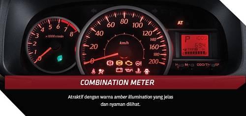 Interior Toyota Calya