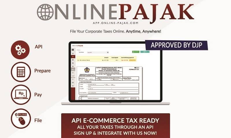 Pajak Online: Bayar Pajak Lewat DJP Online Atau OnlinePajak? Cermati Ini